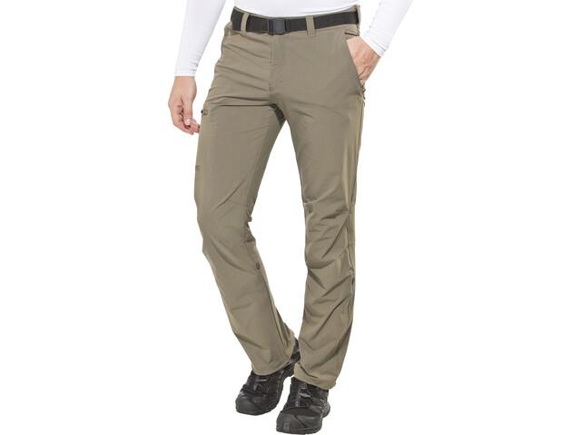 Maier Sports Nil Pantalones enrollables Hombre, teak